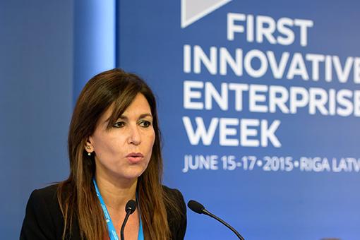 First EU Innovative Enterprise Week